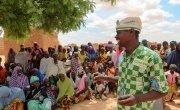Assoumane Tssiako (28) is a member of the Ecole des Maris (Husband Schools) in Niger. Photo: Jennifer Nolan/Concern Worldwide.