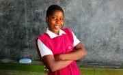 Colalih wants to be an engineer, Malawi. Photo: Jason Kennedy