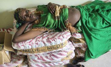 Mum-of-six Hawai Husein. Kenya. Photo: Peter Caton/Concern Worldwide