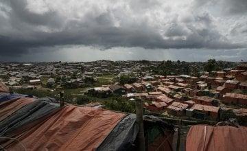 Cox's Bazar, home to over 900,000 Rohingya refugees. Photo: Abir Abdullah / Concern Worldwide.