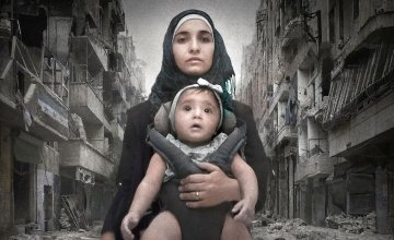For Sama by Waad al-Kateab. Photo credit: mintpressnews.com