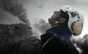 White Helmets, directed by Orlando von Einsiedel. Photo credit: indiewire.com