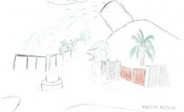 Artist: Vanessa, the Central African Republic