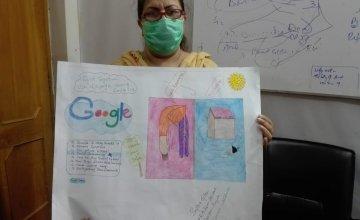 Artist: Sophia, Pakistan