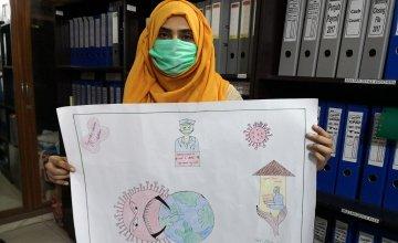 Artist: Tayaba, Pakistan