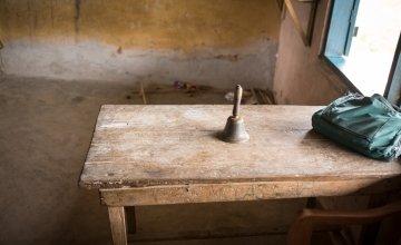 RC Primary School Makali, Kunike Barina Chiefdom Tonkolili, Sierra Leone. Photo: Michael Duff / Concern Worldwide.
