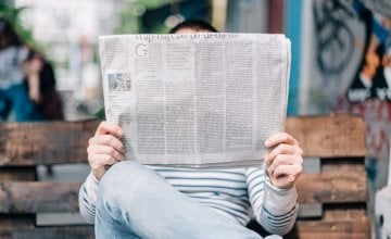 Share your story more widely in your local paper or on the radio. Photo Unslash