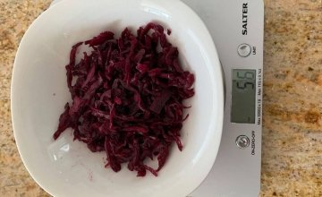 Try fermenting your earned veg - like cabbage - to pimp up your meals. Photo Colleen Hopkins