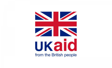UK Aid Logo from the UK government.