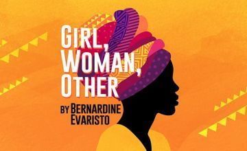 'Girl, Woman, Other' book cover.