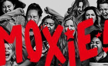 Moxie film poster. Image: Netflix
