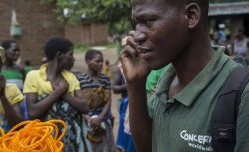 Emergency cash transfer programme in Malawi