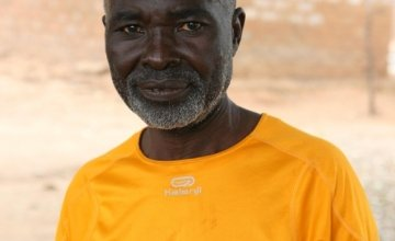 *Antoine from Bossembélé in Central African Republic. Photo: Caitriona Dowd / Concern Worldwide.