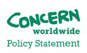 Photo: Concern Worldwide.