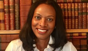 Concern UK trustee Diane Chilangwa Farmer