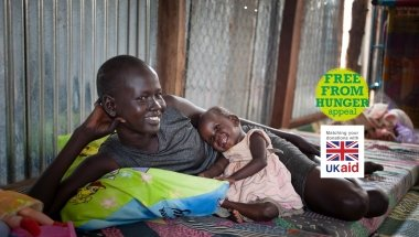 21 things that come better as a pair…just like our appeal and UK Aid Match