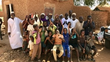 Concern has helped to protect the 18-year-old community well in Agaye, ensuring a clean water source for the 3,500 inhabitants. Photo: Darren Vaughan