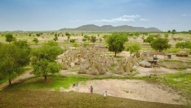 The village of Taiba Tcharo in the Sila region of Chad is one of those benefiting from the BRACED program