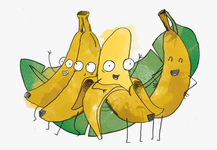 Bananas - Alternative charity gifts
