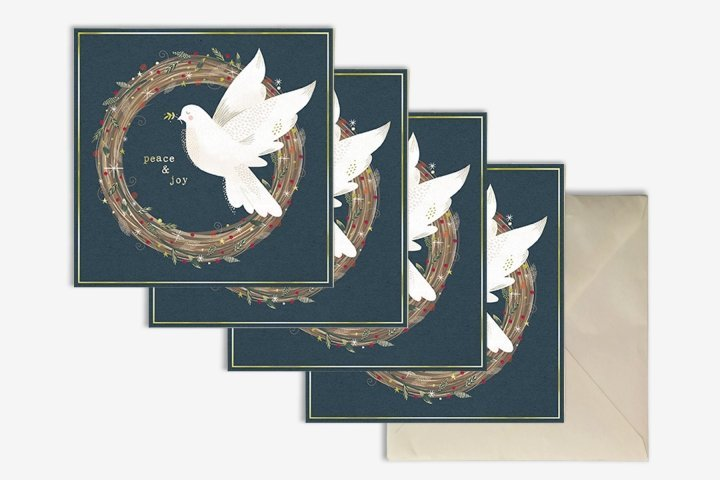 Dove in Wreath - Concern Gifts