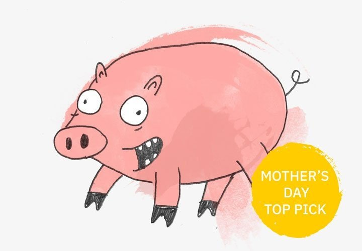 Concern gifts - pig - Mother's Day