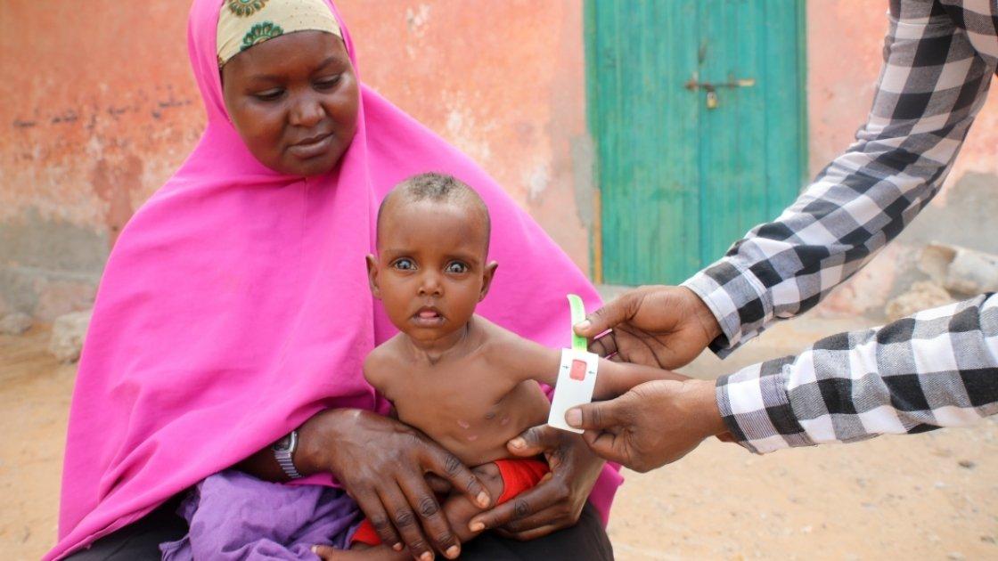 Mogadishu, Somalia. Photo: Jennifer Nolan/Concern Worldwide
