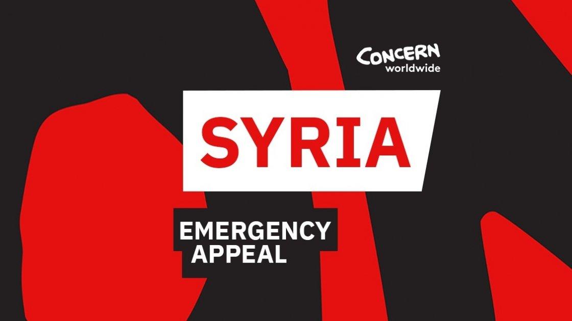Syrian Emergency Appeal