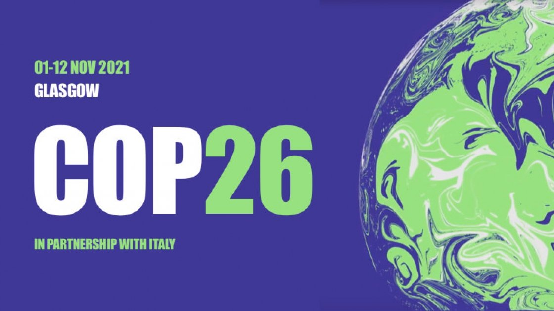 COP26 is the 26th United Nations Climate Change conference.