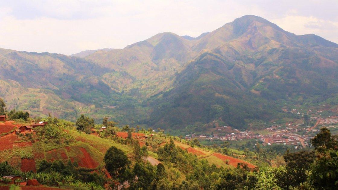 The Mabayi mountains in Burundi. Credit: Concern Worldwide