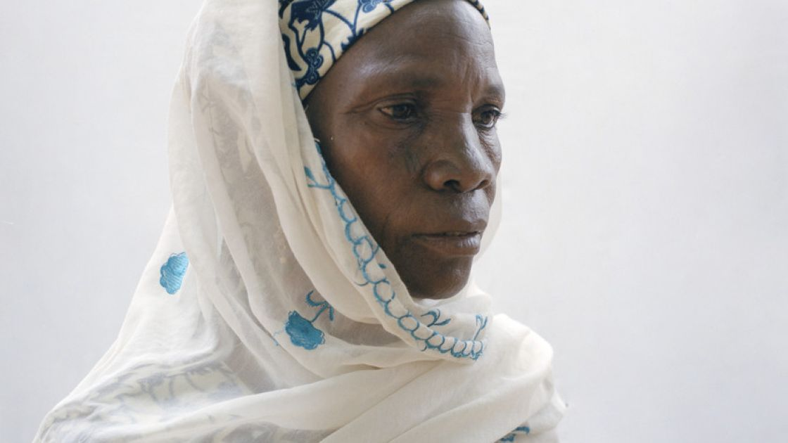 Hadijatou Cheihou, 57, lives in the village of Gao Moussa which has become well known locally as a fine producer of groundnut (peanut) oil. Photo: Chris de Bode