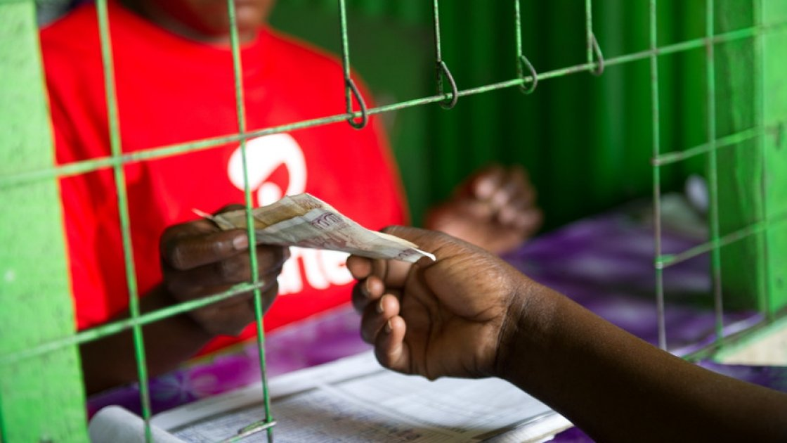 The impacts of cash versus vouchers in the Democratic Republic of Congo. Photo: Concern Worldwide.