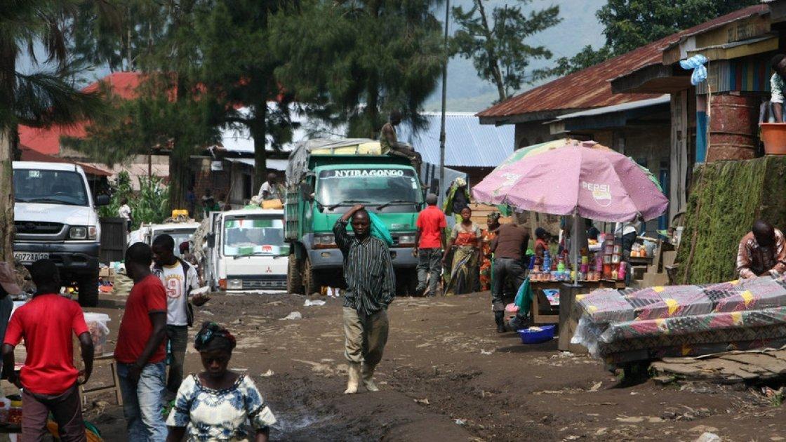 Masisi, North Kivu, Democratic Republic of Congo, 2013. Photo: Noel Gavin/Allpix.