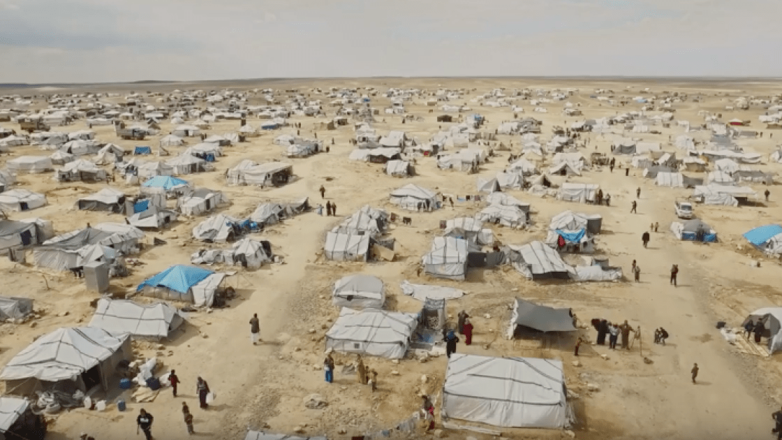 Photo credit: Indie Wire http://www.indiewire.com/2017/08/human-flow-trailer-ai-weiwei-documentary-refugee-crisis-1201867658/
