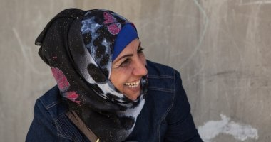 Fatima had fled her home in Syria as a single mother with her children. Photo: Act for Peace