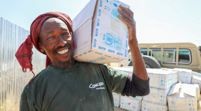 Emergency health and nutrition response in action, Somali Region, Ethiopia. Photo: Jennifer Nolan/ Concern Worldwide
