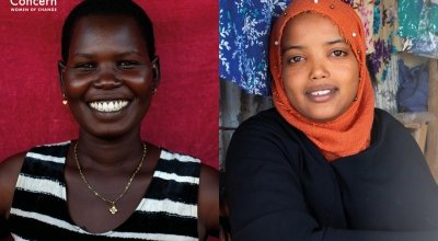 Women of Concern featuring Idil* and Nimo Mohamed