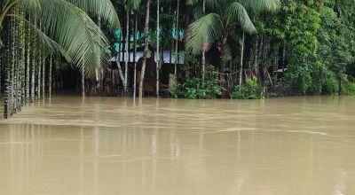 Floods in Cox's Bazaar in Bangladesh Photo credit: Concern Worldwide