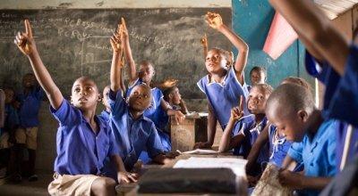 RC Primary School, Makali Community. Photo: Michael Duff/May 2014/Sierra Leone