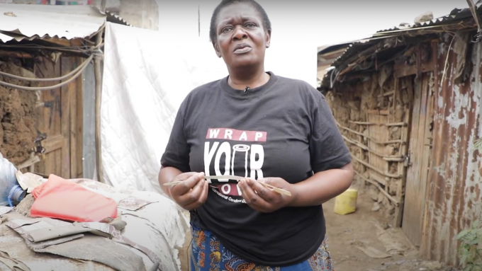 Elizabeth Oduor — Community Health Volunteer