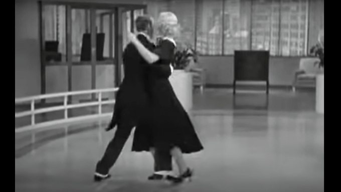 Fred Astaire and Ginger Rogers_YouTube