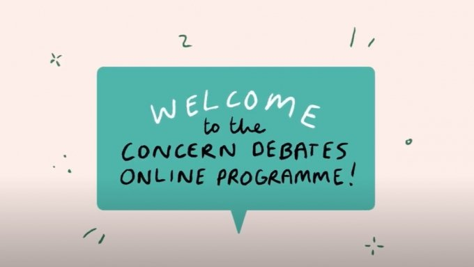Concern Debates - Online Teacher and Student Guide