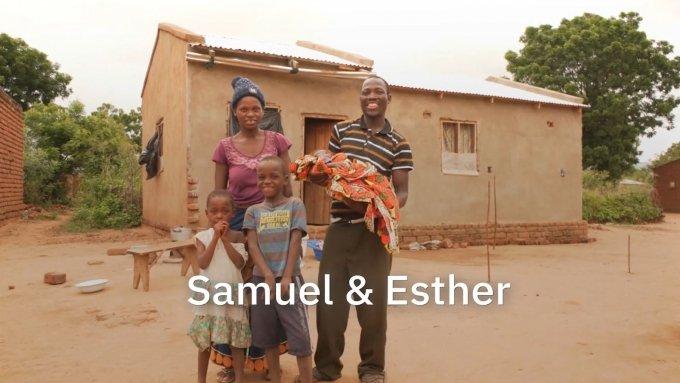 Samuel and Esther: Umodzi Project